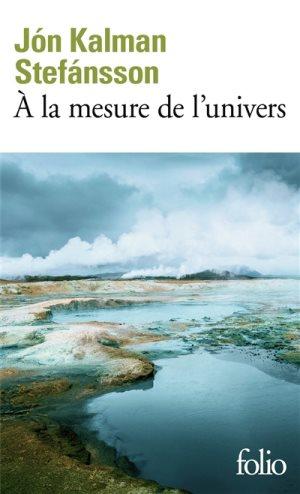 JON KALMAN STEFANSSON'A LA MESURE DE L'UNIVERS