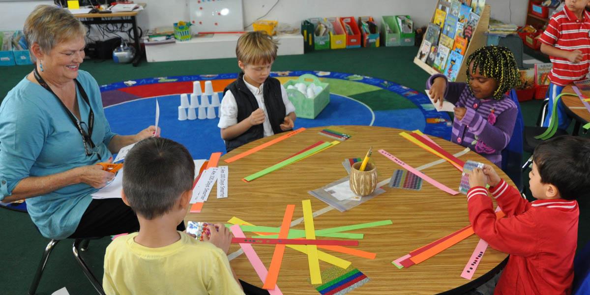 TEACHER,STUDENTS,CLASSROOM