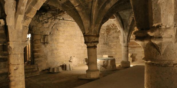 cellier Maison d'Ourscamp