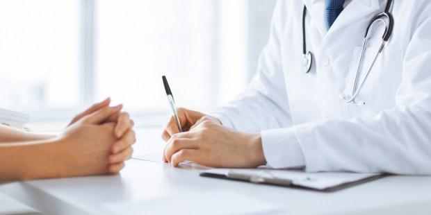 consultation médecin femme
