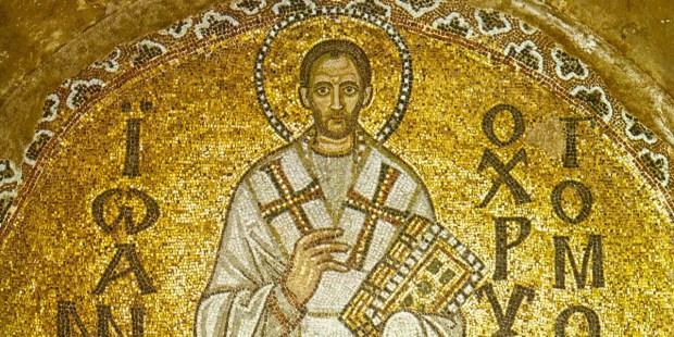 JOHN CHRYSOSTOM