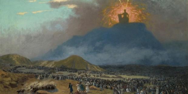 SINAI MOSES