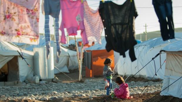 SYRIAN,REFUGEES