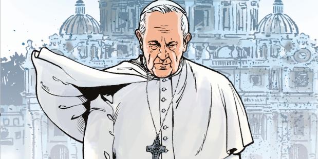 BD pape françois