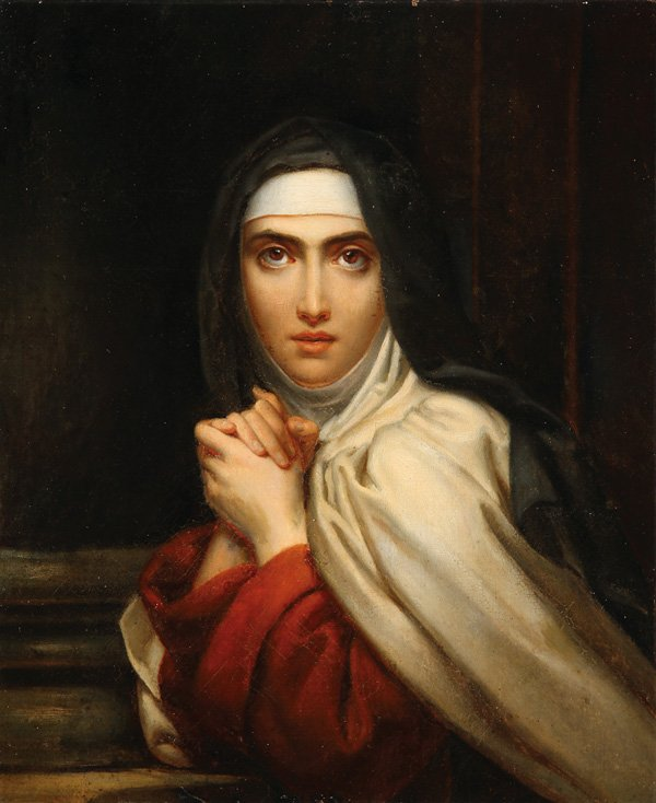 TERESA AVILA; CATHOLIC PRAYER