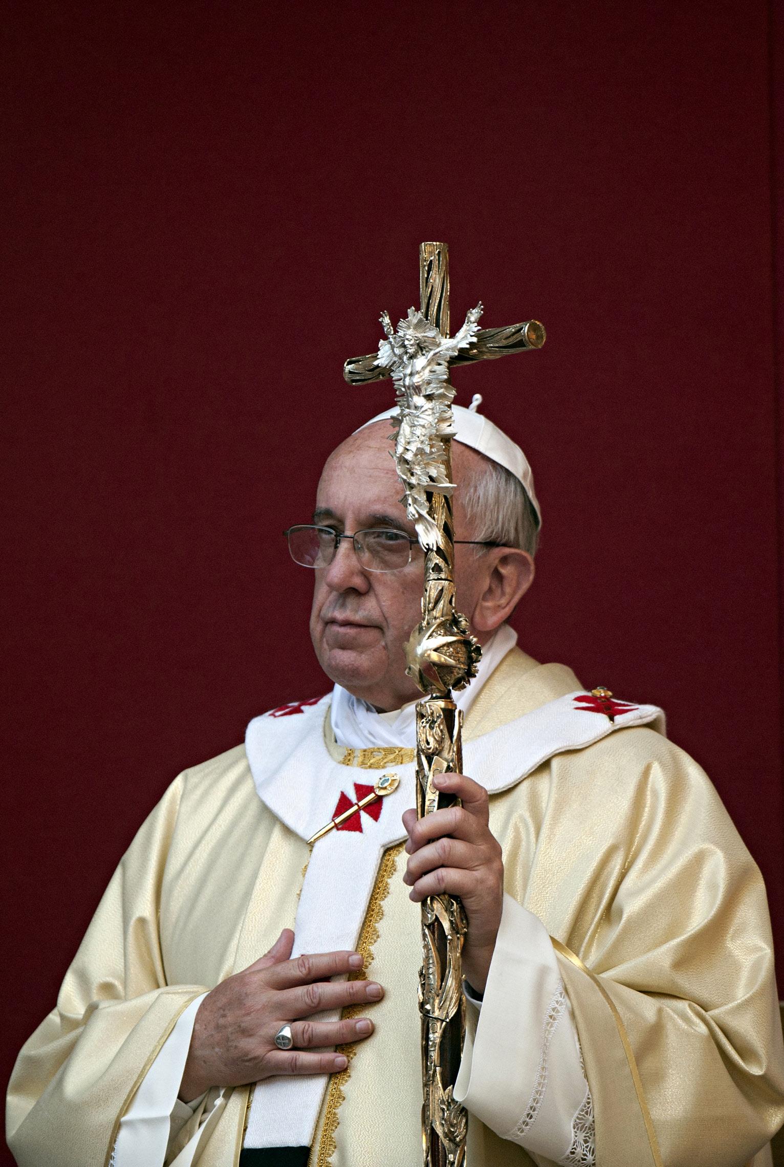 POPE FERULA