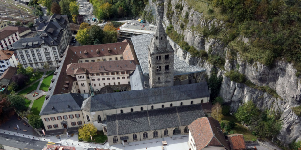 ABBEY SAINT MAURICE