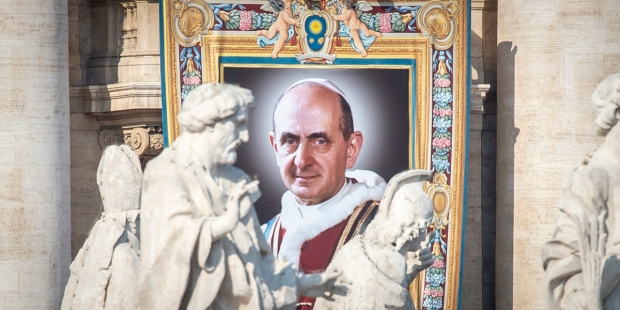 SAINT POPE PAUL VI