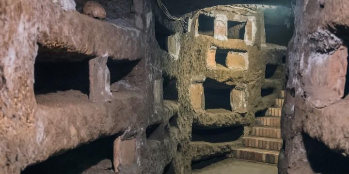 CATACOMBES ROME