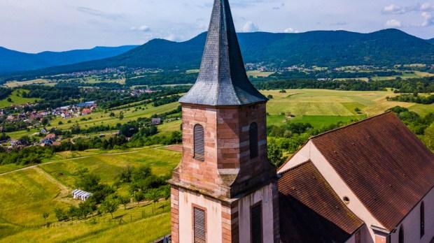 CHURCH ALSACE