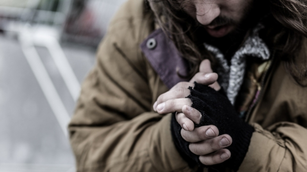 HOMELESS COLD