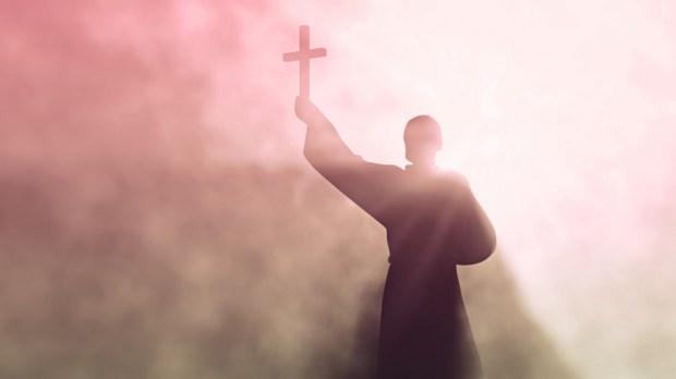 PRIEST CROSS