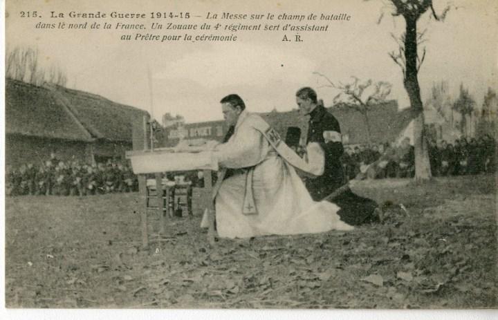 PRIESTS WWI