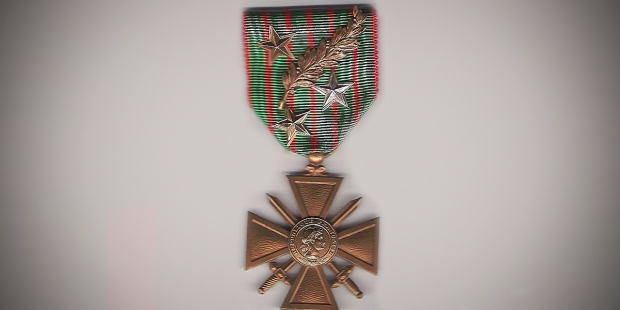 FRENCH WAR CROSS