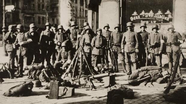 GERMAN REVOLUTION