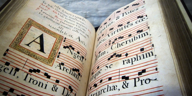 GREGORIAN CHANT,CODEX