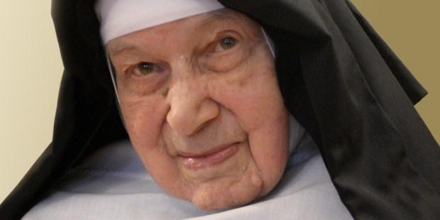 Sister Cecylia Maria Roszak
