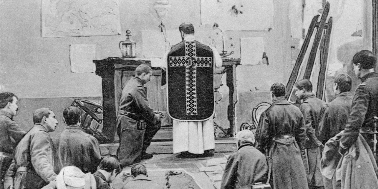 PRIEST WWI
