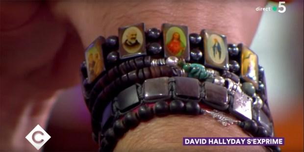 DAVID HALLYDAY