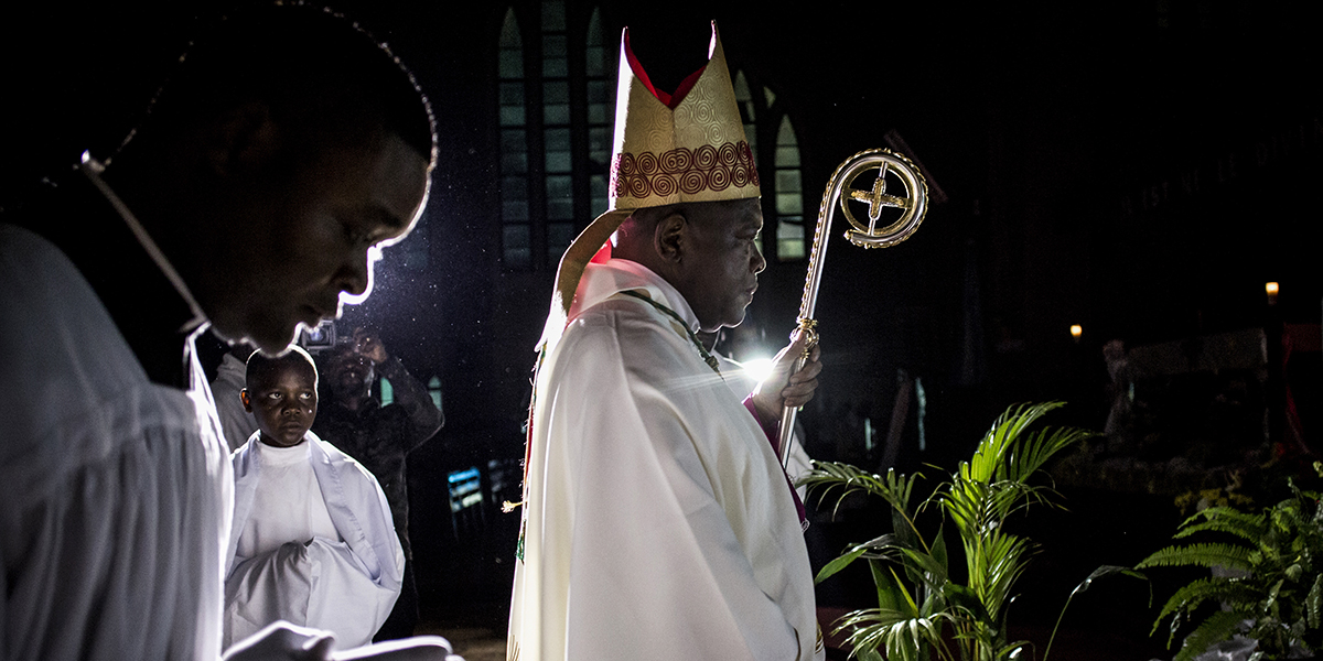 CHRISTMAS DRCONGO