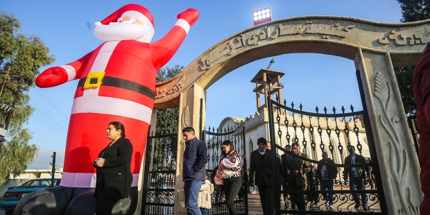 IRAQ CHRISTMAS
