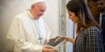 POPE FRANCIS MEETS NADIA MURAD