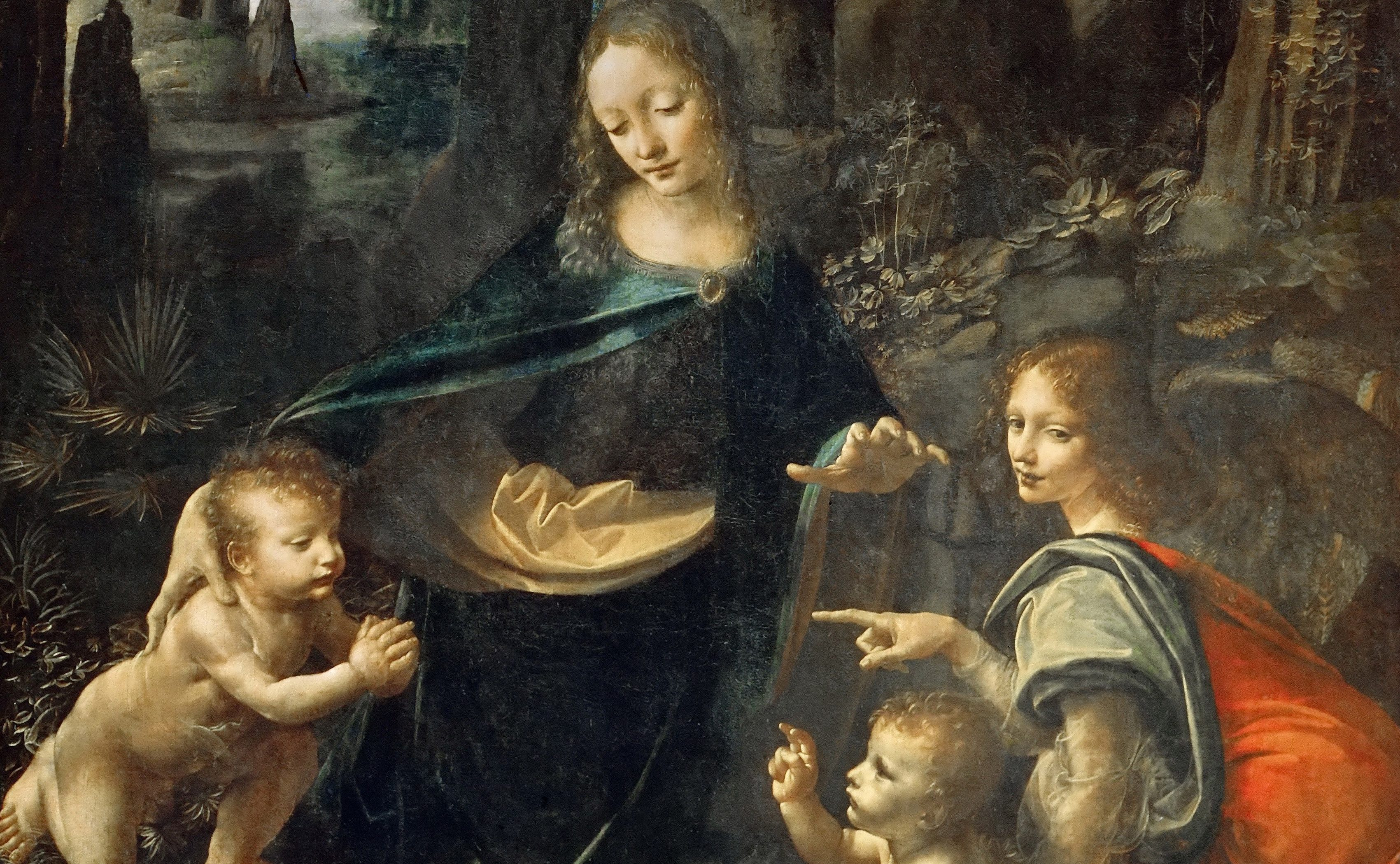 Leonard De Vinci L Enigme Et Le Mystere