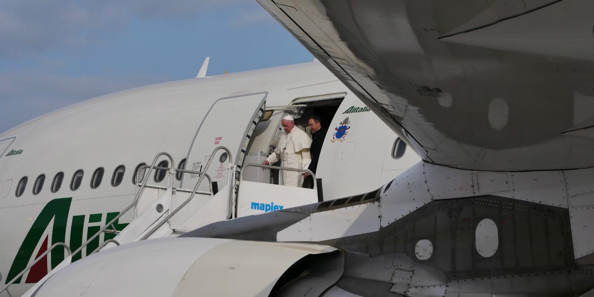 le Pape François en Irak en mars P1030014-1
