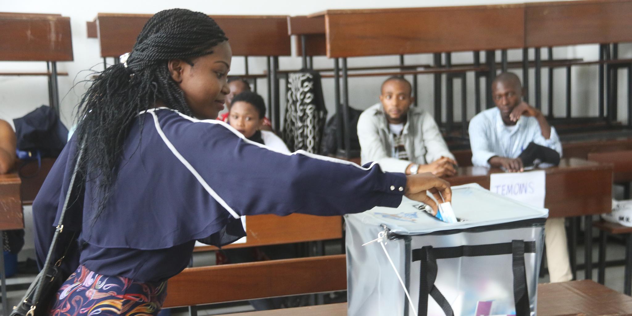 CONGO ELECTION