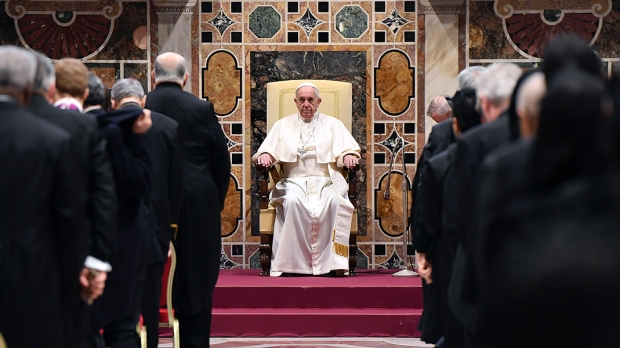 VATICAN POPE FRANCIS DIPLOMATIC