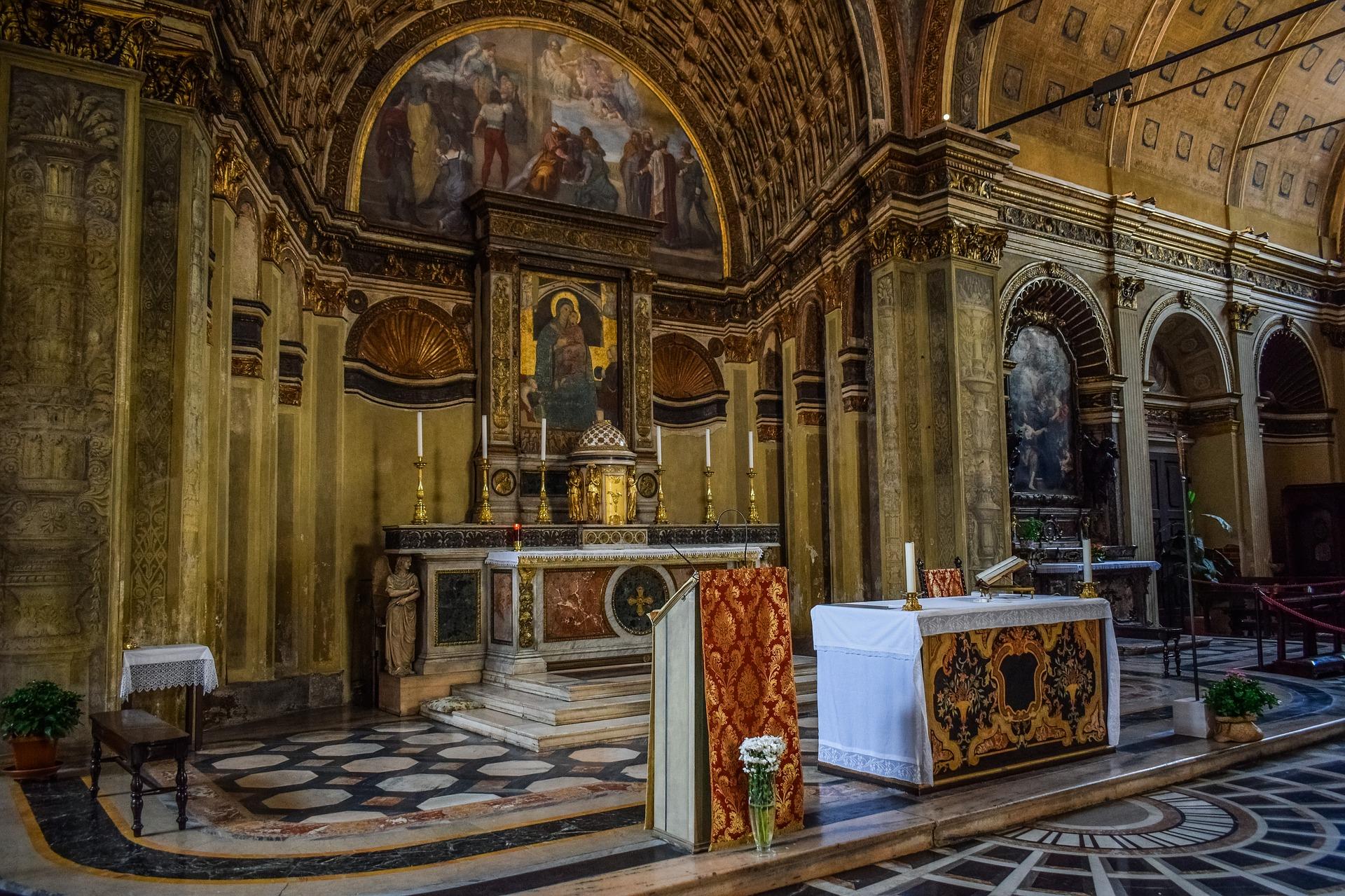 Santa Maria presso San Satiro Milan