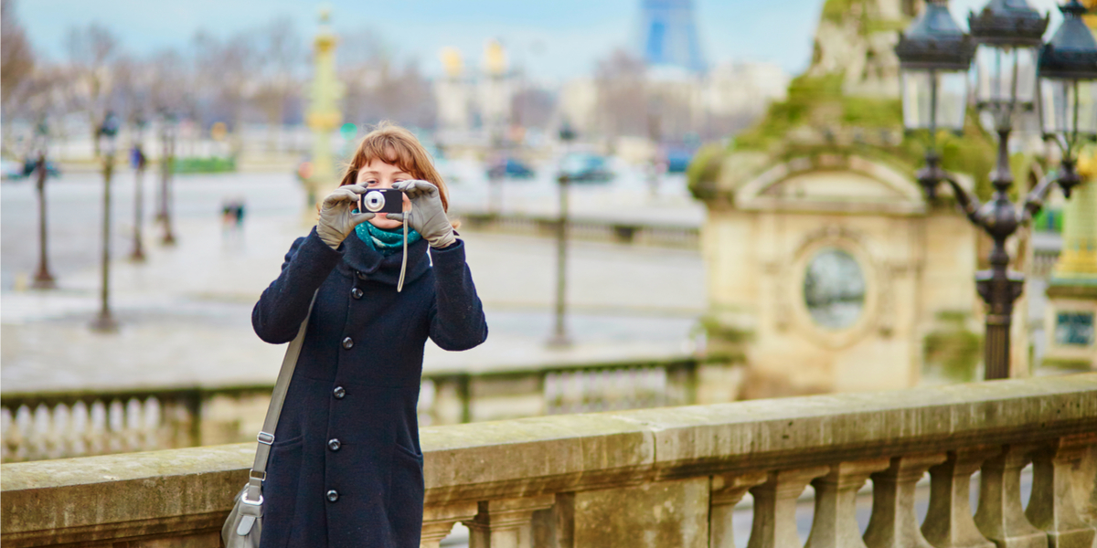 TOURISTES, PARIS