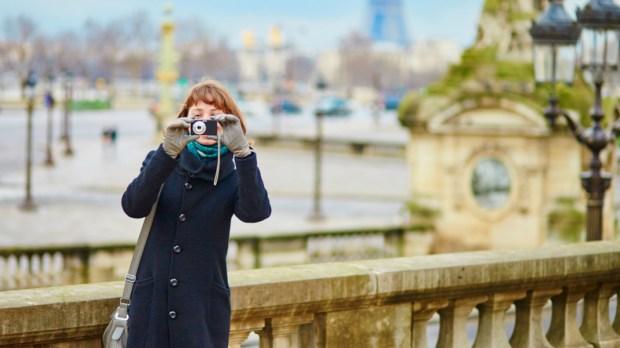 TOURISTES, PARIS