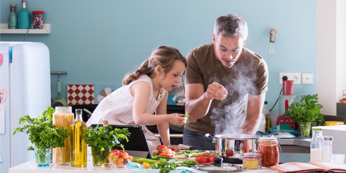 cuisiner, cuisine, cooking