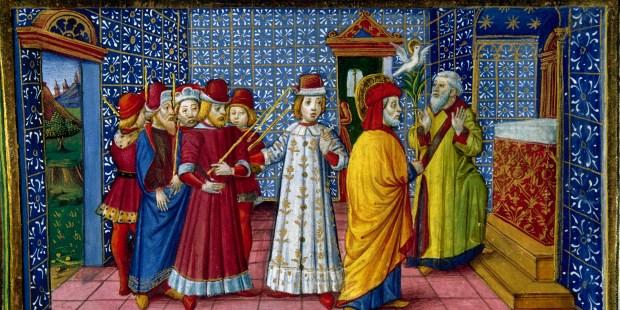 En images : les représentations de saint Joseph dans l'art