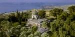 MOUNT OF BEATITUDES; SEA OF GALILEE