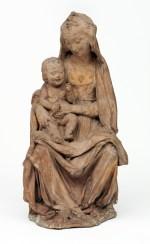 Vierge Marie avec l'enfant qui rit, Albert Museum