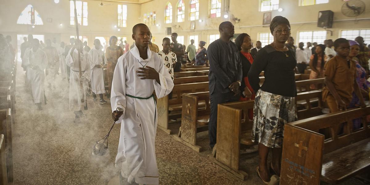 Nigeria : « C'est comme si on nous faisait mourir à cause de notre foi » Web3-nigeria-church-people-faith