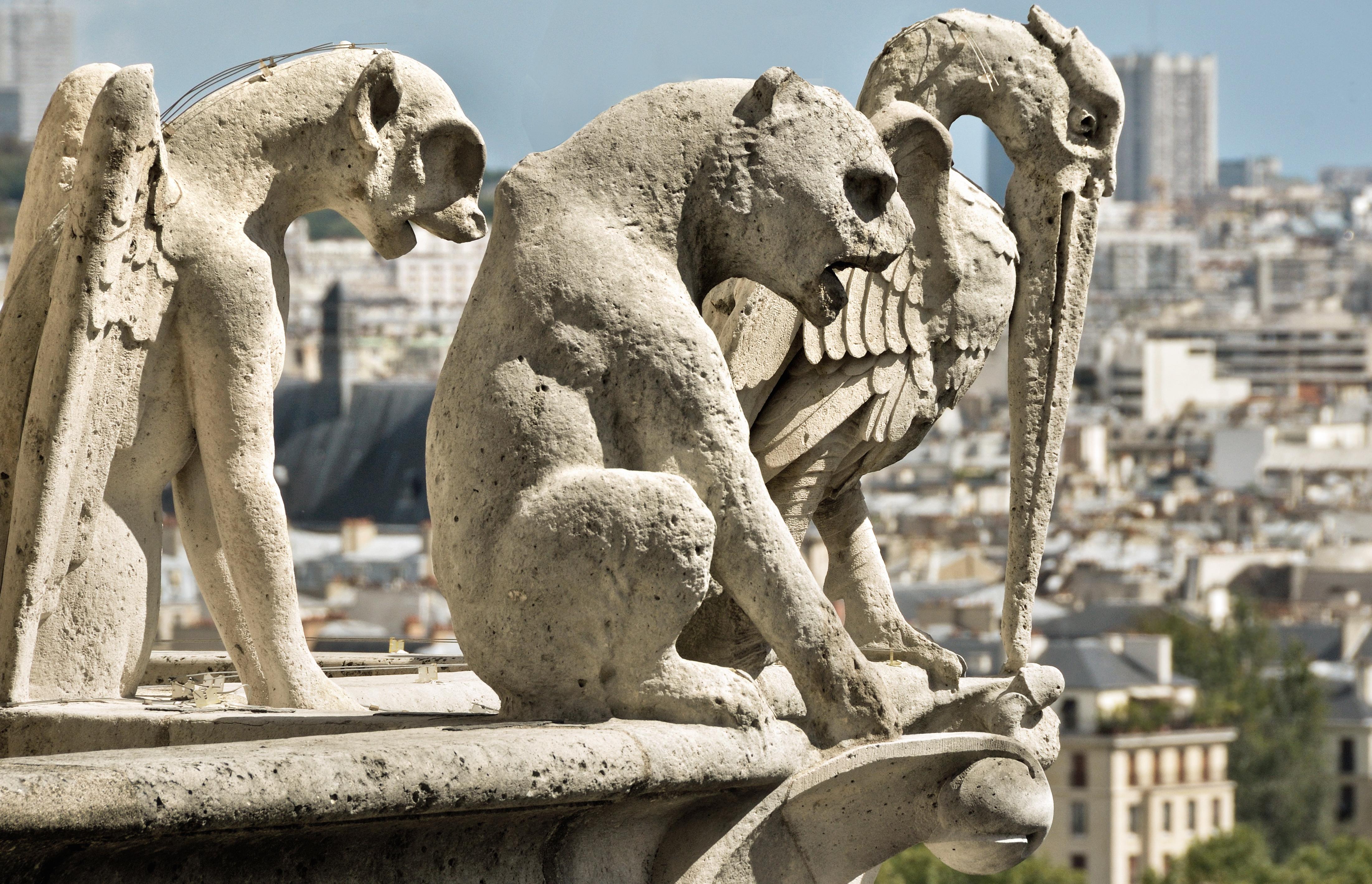 chimères Notre Dame de Paris