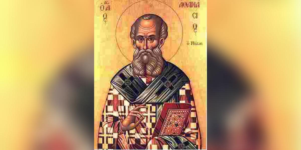 Saint Athanase d'Alexandrie