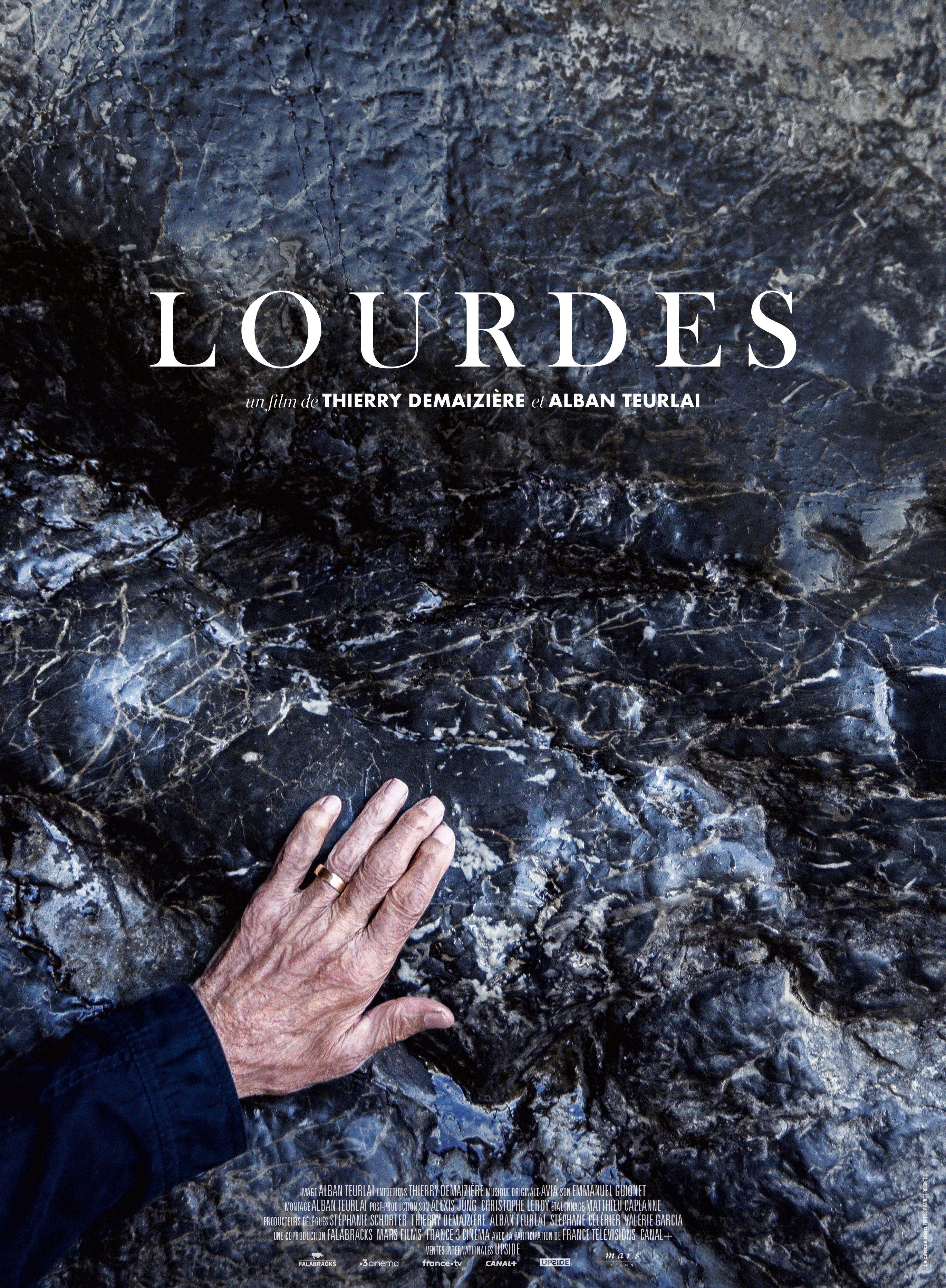 Film documentaire Lourdes, 2019