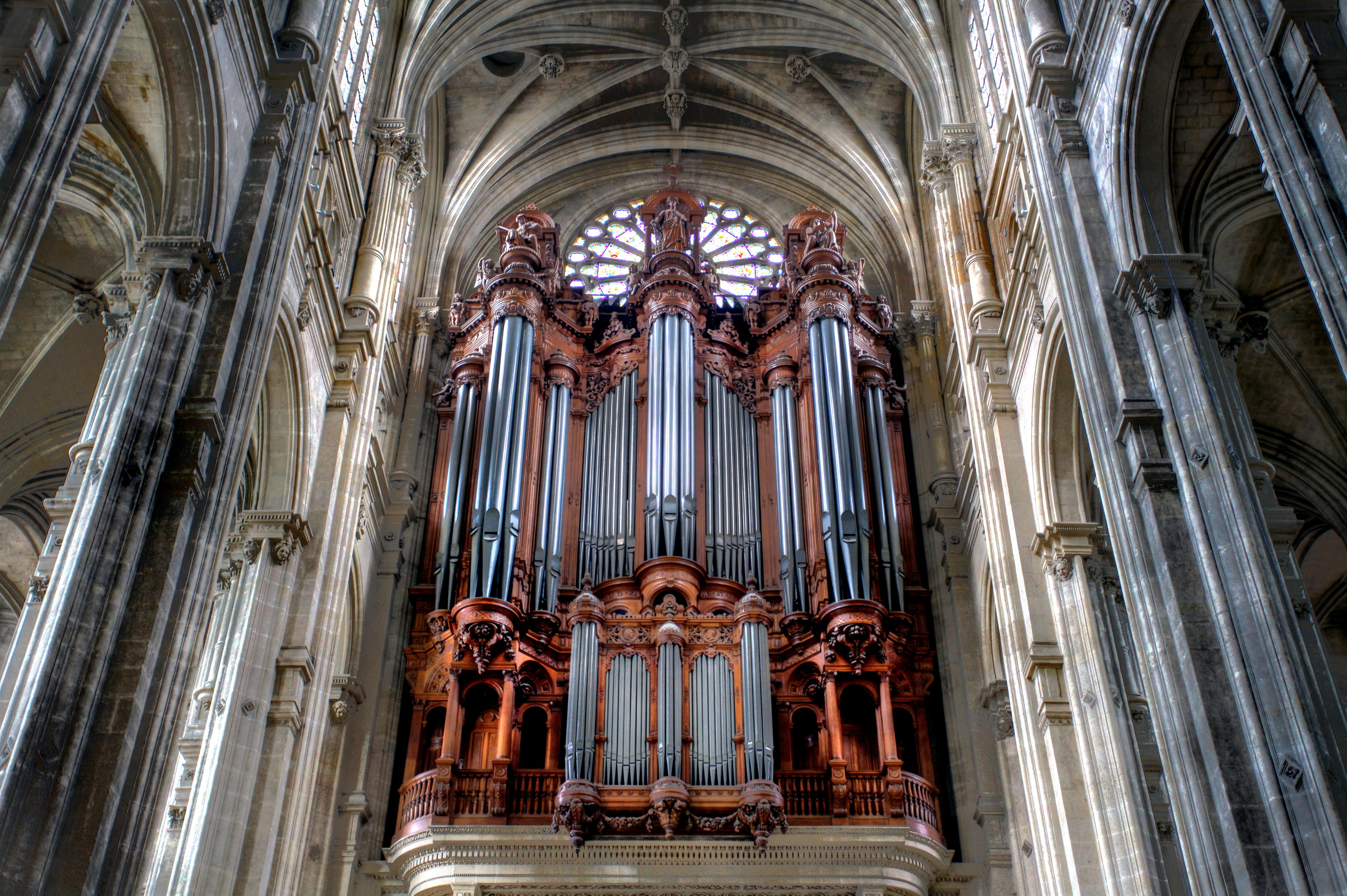 Orgue de Saint-Eustache
