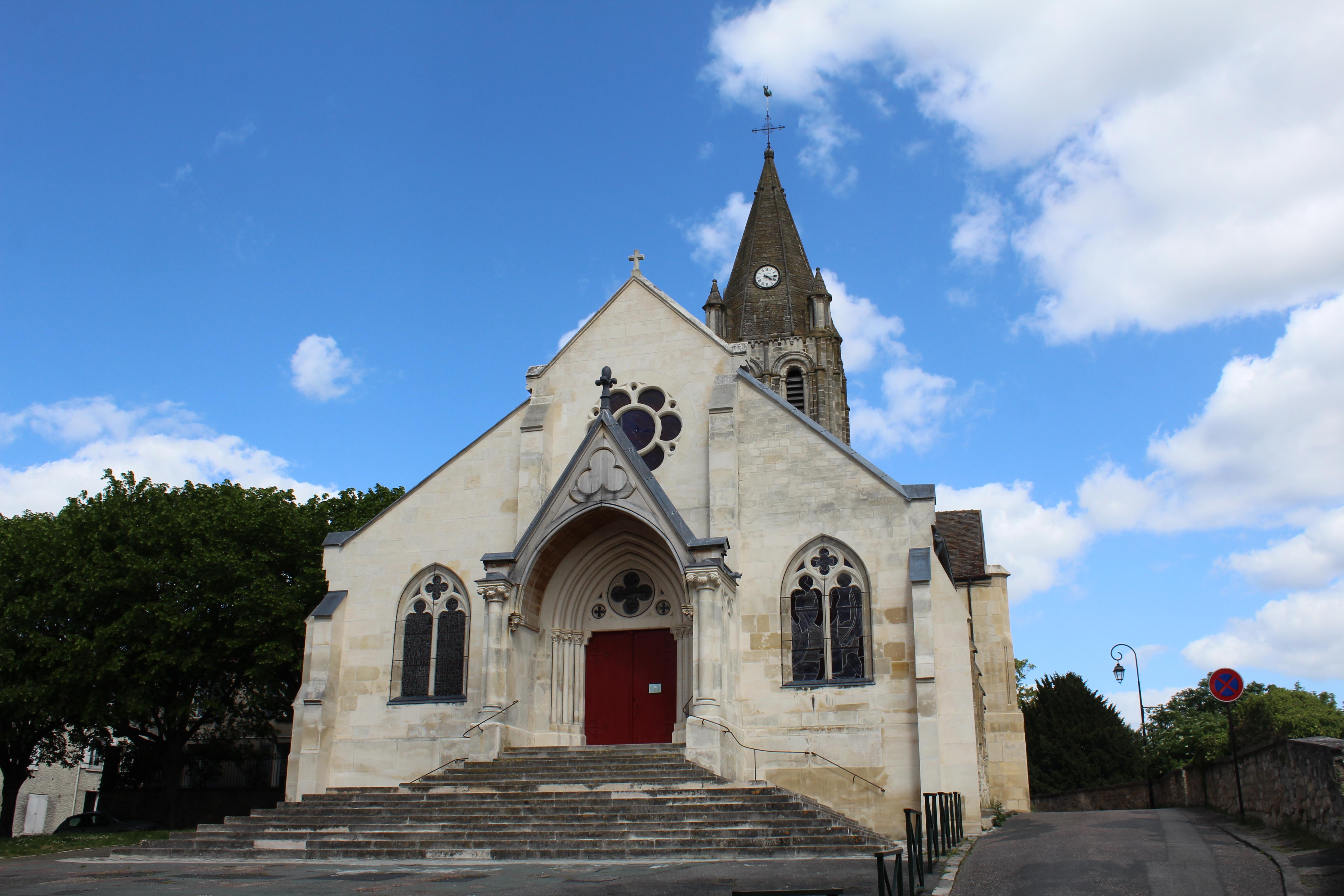 Eglise Saint-Maclou, Conflans-Sainte-Honorine