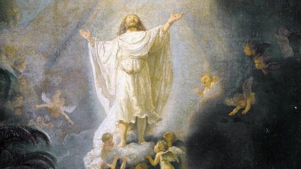 ASCENSION OF JESUS