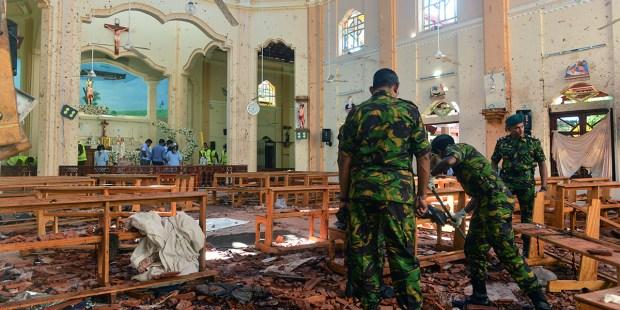 SAINT SEBASTIAN Sri Lanka