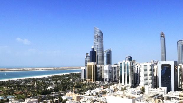 Ville d'Abou Dhabi