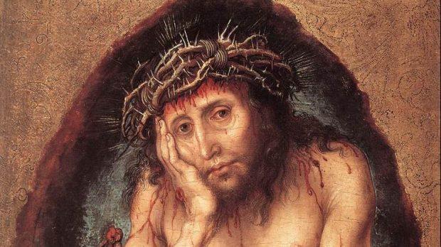 CHRIST ; PAINTING ; ECCE HOMO