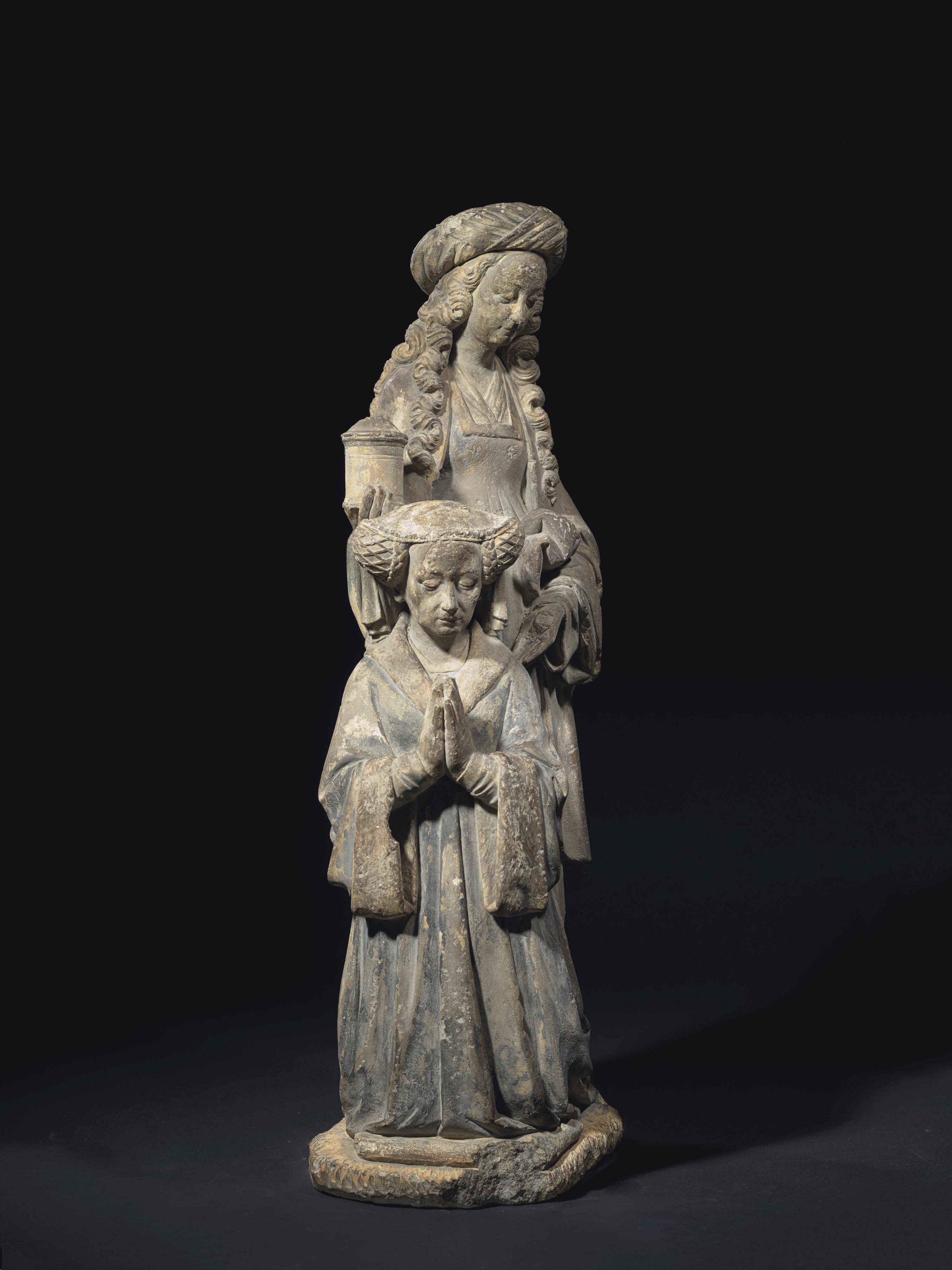 Marie Madeleine et Jacqueline de Bavière