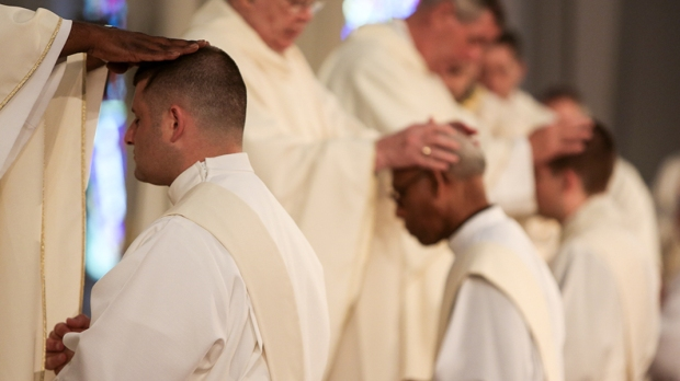 ORDAINED PRIESTS