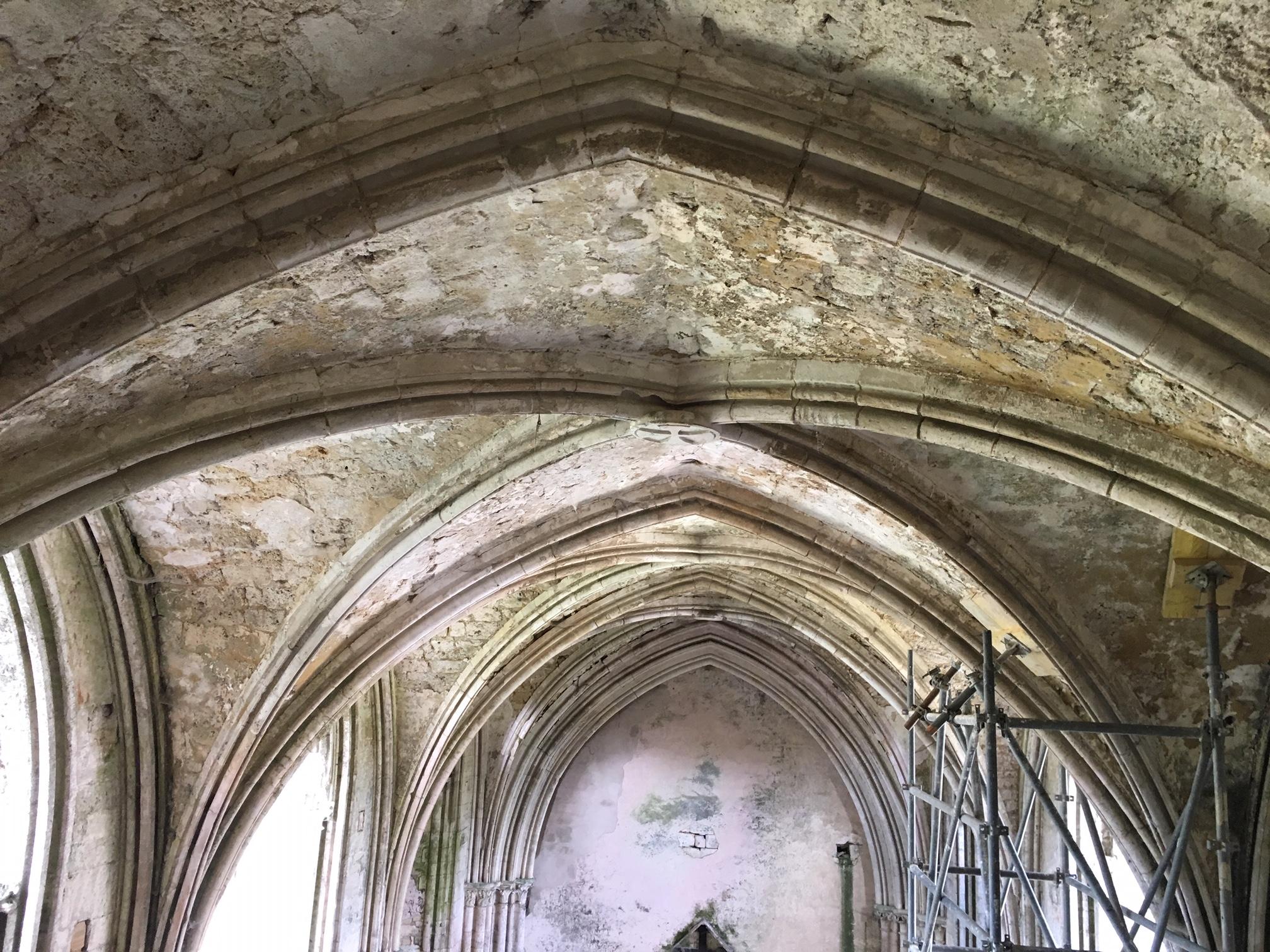 Abbaye de Longues-sur-Mer